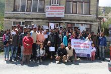 ३९ औ राष्ट्रिय शिक्षा दिवस, २०७५ तथा अन्तराष्ट्रिय साक्षारता दिवसका अवसरमा अायोजित कार्यक्रमका केहि झलकहरु - १
