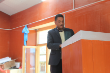 ३९ औ राष्ट्रिय शिक्षा दिवस, २०७५ तथा अन्तराष्ट्रिय साक्षारता दिवसका अवसरमा अायोजित कार्यक्रमका केहि झलकहरु - ४
